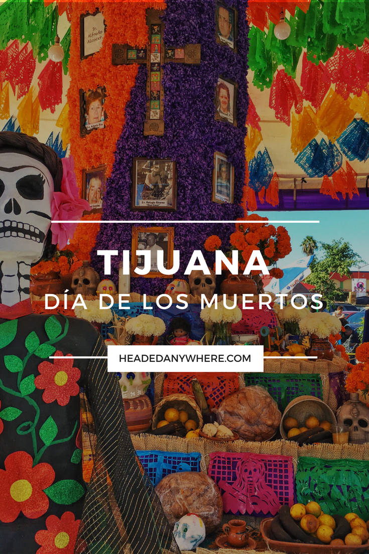 d u00eda de los muertos in tijuana  mexico