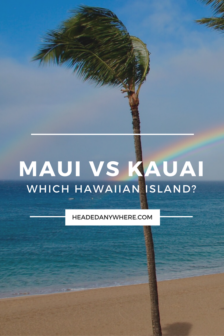 Hawaii Visiting Other Islands